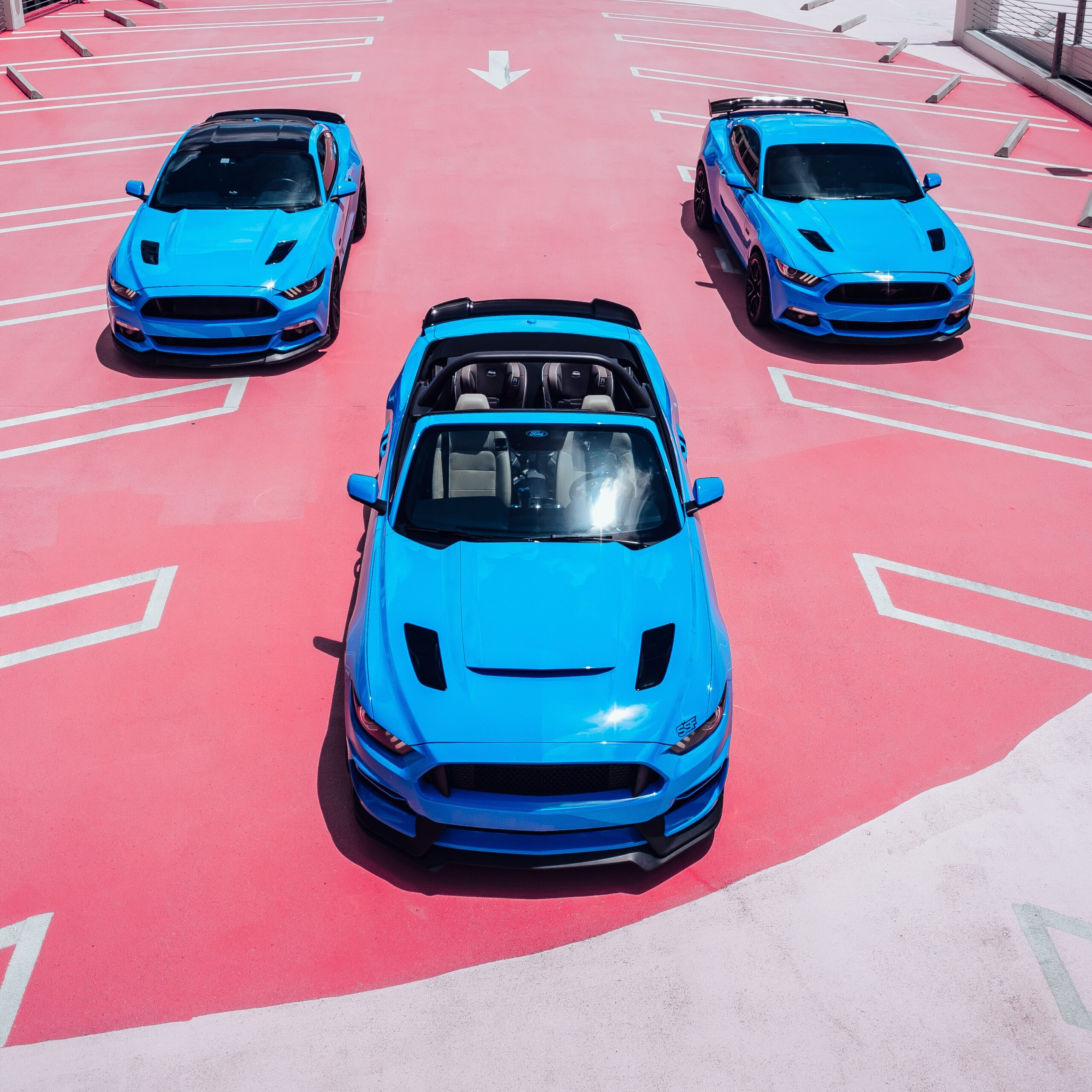 3 cars to lease on the lot